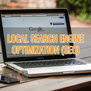 local search engine optimization seo google bing