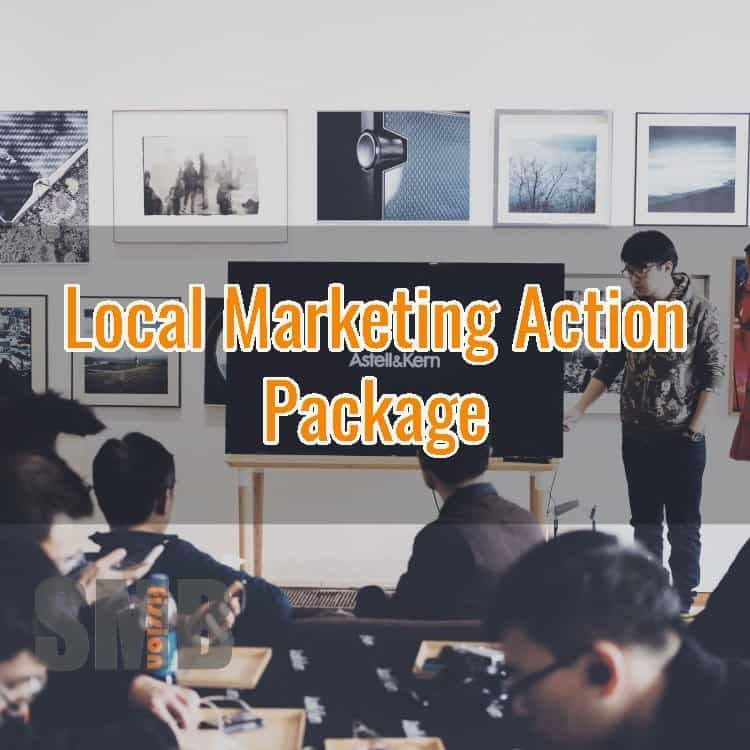 Local Action Package