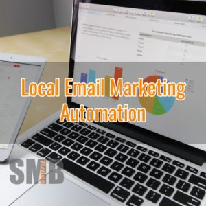 local email marketing automation for small business