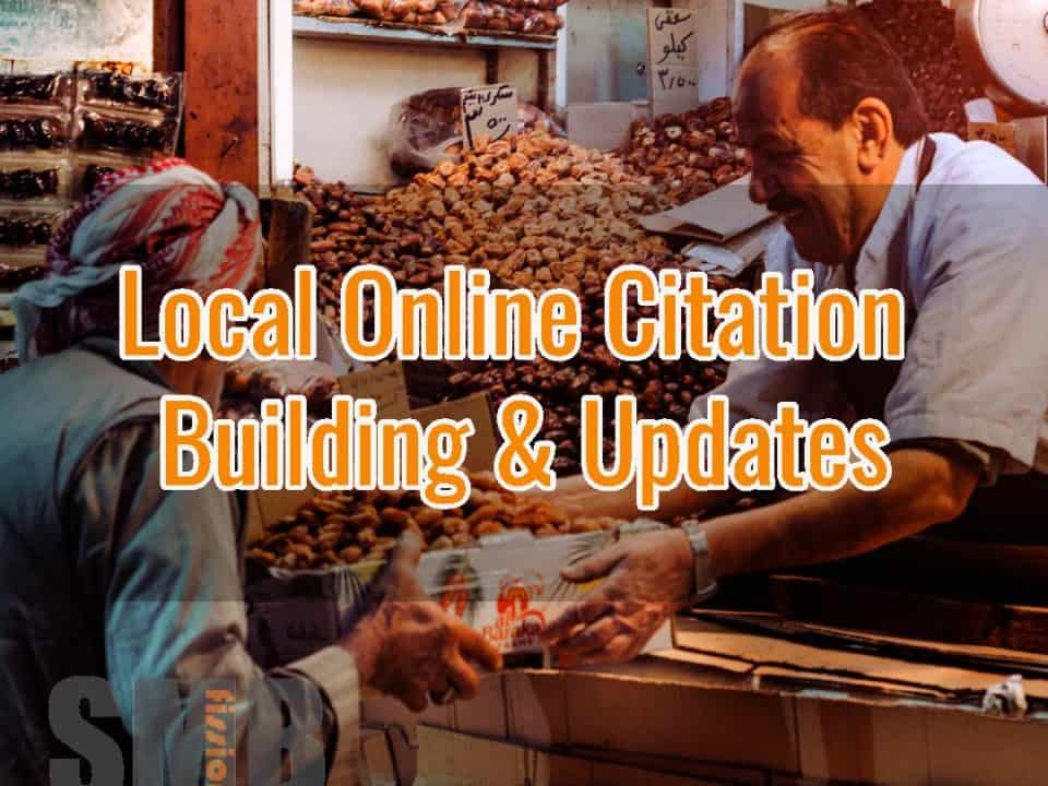 Local Online Citation Building / Updates - Small Business SMB