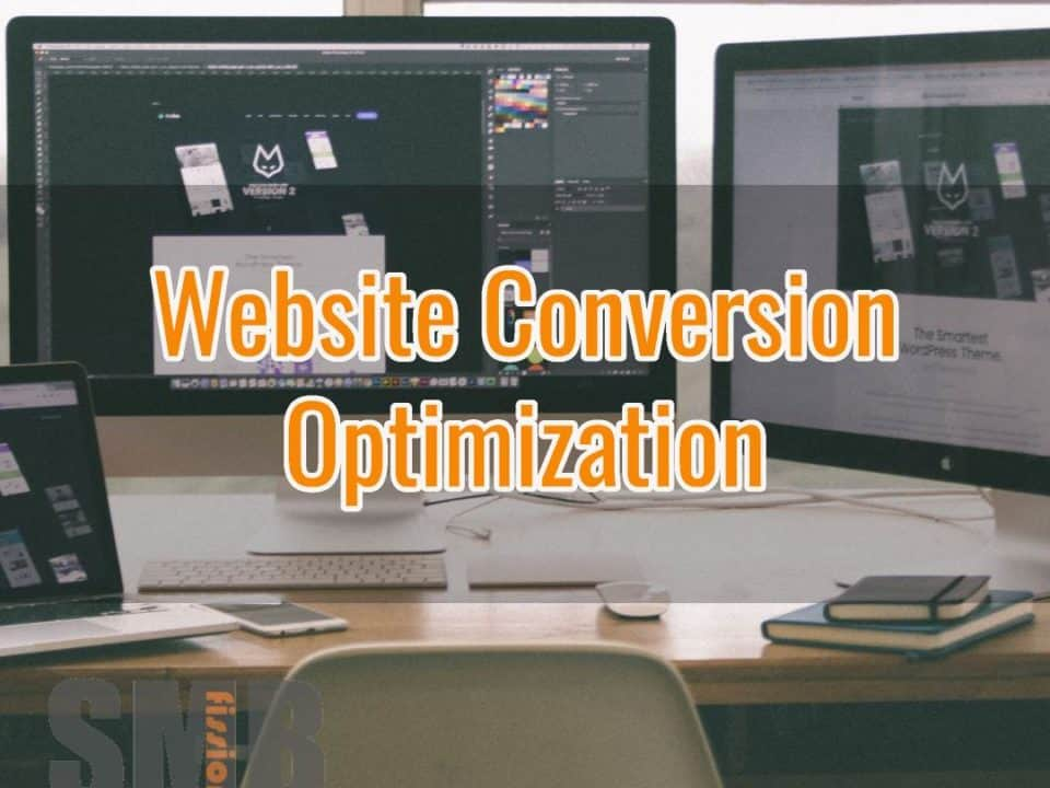 Website Conversion Optimization - Local Small Business SMB